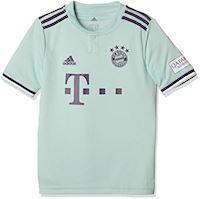 new arrivals a5e1e 319da adidas Bayern Munich Kids SS Away Shirt 201819