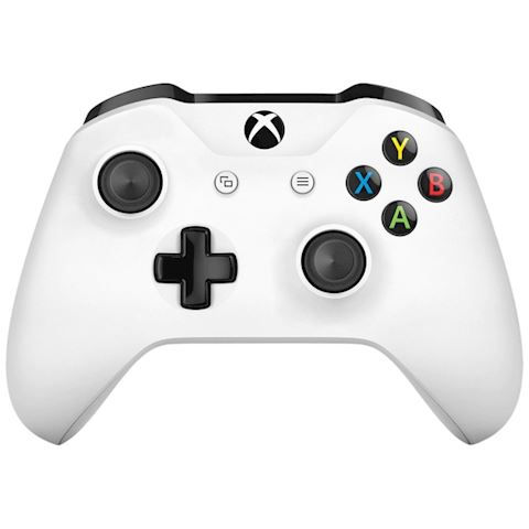 Official Xbox One 3.5mm Wireless Controller - White Image