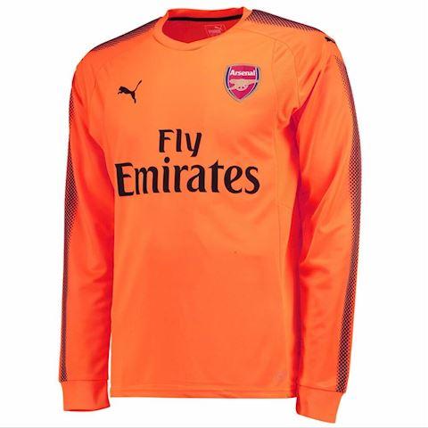 Puma Arsenal Mens LS Goalkeeper Away Shirt 2017/18 Image