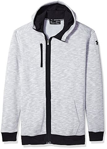 Under Armour Men's UA Baseline Full Zip Hoodie Image