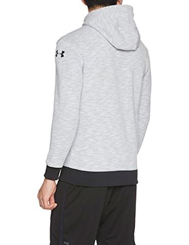Under Armour Men's UA Baseline Full Zip Hoodie Image 2