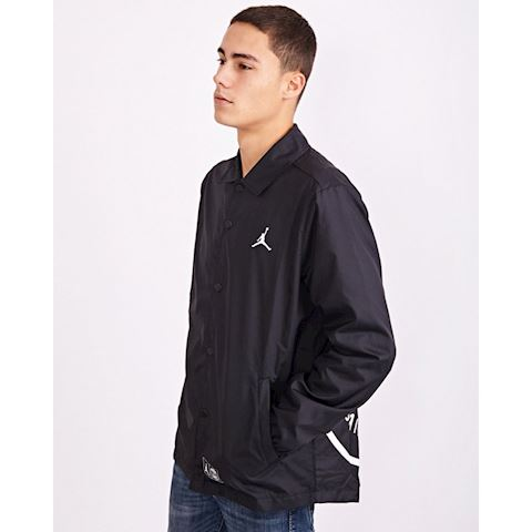697adcfad39f2a Nike Paris Saint-Germain Coaches Men s Jacket - Black Jordan x PSG Image