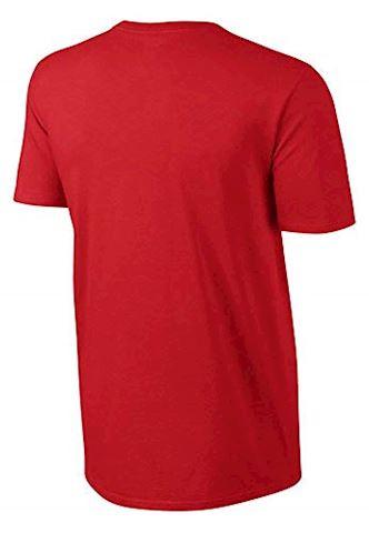 Nike Vintage Swoosh Tee Red Image 5
