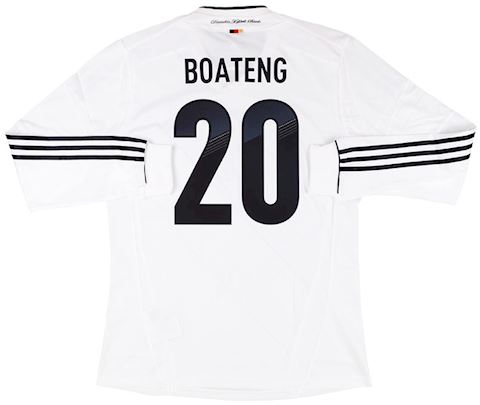 adidas Germany Mens LS Player Issue Home Shirt 2012 Image 5