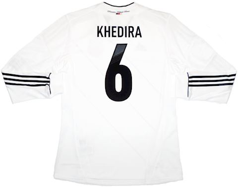 adidas Germany Mens LS Player Issue Home Shirt 2012 Image 6