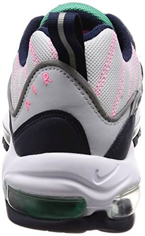 Nike Air Max 98 Men's Shoe - Silver Image 2