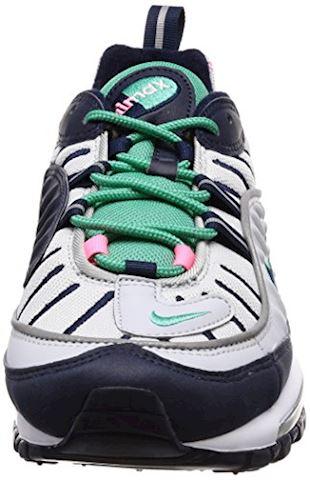 Nike Air Max 98 Men's Shoe - Silver Image 4