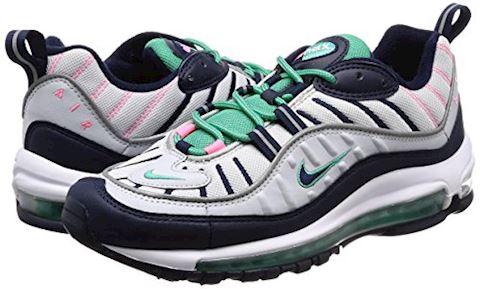 Nike Air Max 98 Men's Shoe - Silver Image 5