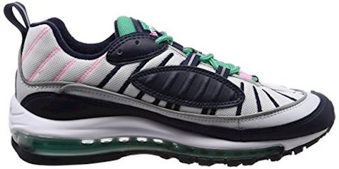 Nike Air Max 98 Men's Shoe - Silver Image 6