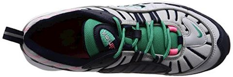 Nike Air Max 98 Men's Shoe - Silver Image 7