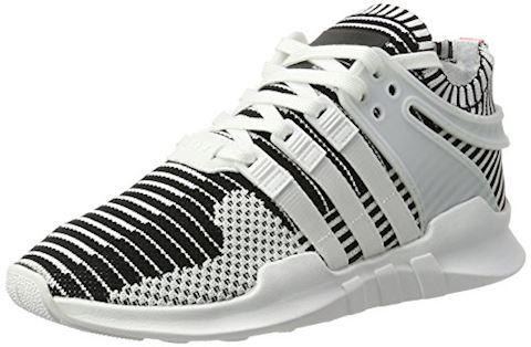 new arrival b3add 55b17 adidas EQT Support ADV Primeknit Mens Trainers White/Black