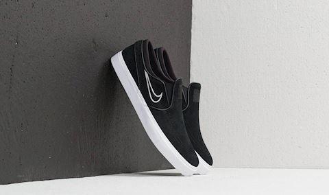 Nike SB Zoom Stefan Janoski Slip-On Men's Skateboarding Shoe - Black Image