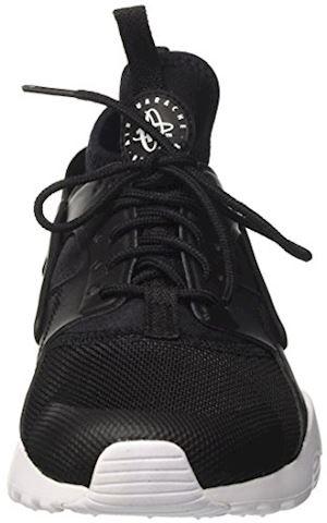 Nike Air Huarache Ultra Older Kids' Shoe - Black Image 4
