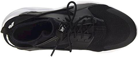Nike Air Huarache Ultra Older Kids' Shoe - Black Image 7