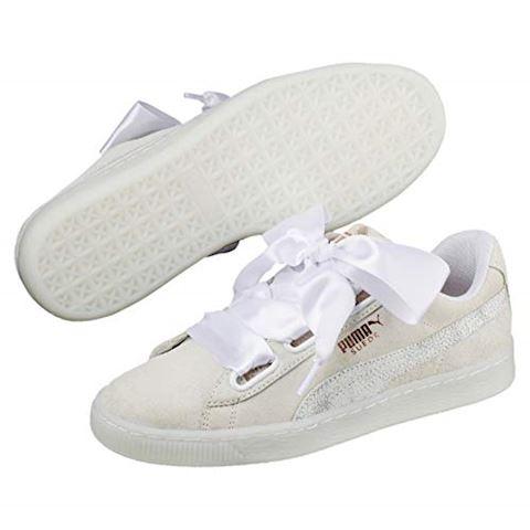 newest 78da6 fb783 Sneakers Puma-select Suede Heart Artica
