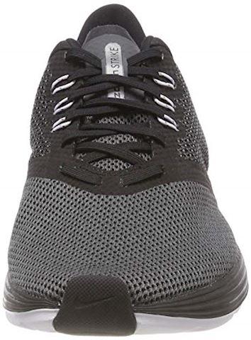 Nike Zoom Strike Women's Running Shoe - Black Image 4