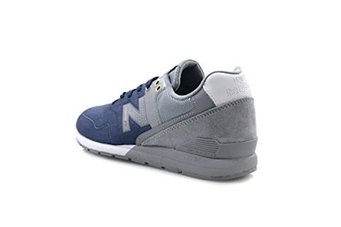 New Balance Reengineered 996 Suede Men's Footwear Outlet Shoes Image 5