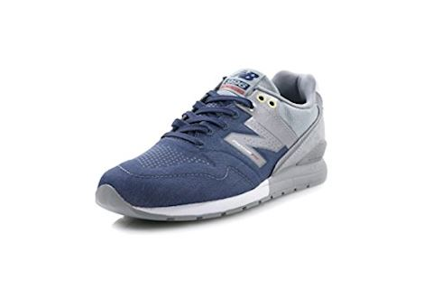 New Balance Reengineered 996 Suede Men's Footwear Outlet Shoes Image 8
