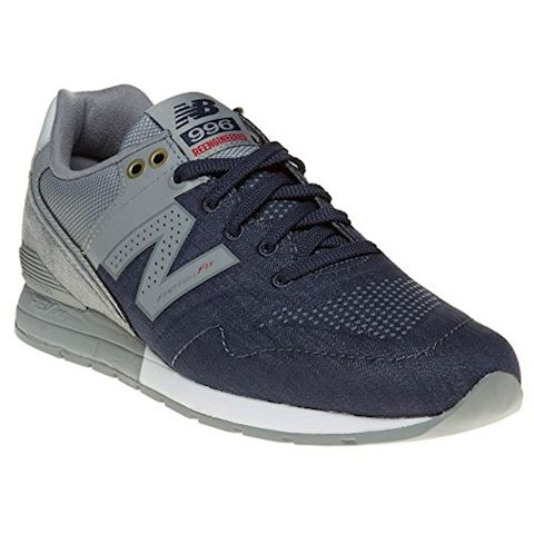 New Balance Reengineered 996 Suede Men's Footwear Outlet Shoes Image 9