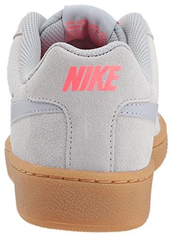 Nike Court Royale Suede - Wolf Grey/Solar Red Image 2