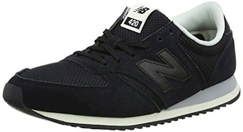 New Balance  WL420  women's Shoes (Trainers) in Black Image