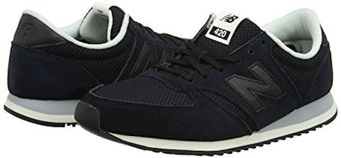 New Balance  WL420  women's Shoes (Trainers) in Black Image 5