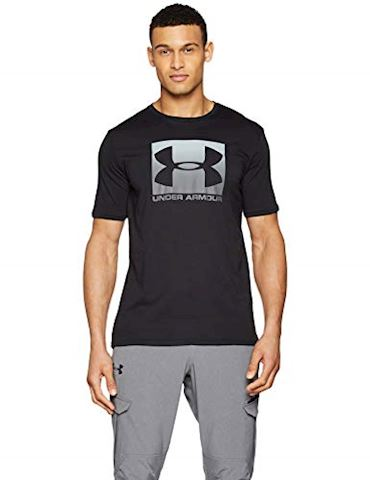 Under Armour Men's UA Boxed Sportstyle Short Sleeve T-Shirt Image