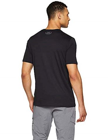 Under Armour Men's UA Boxed Sportstyle Short Sleeve T-Shirt Image 2