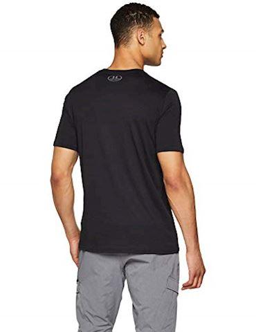 Under Armour Men's UA Boxed Sportstyle Short Sleeve T-Shirt Image 2