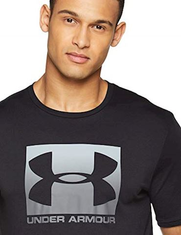 Under Armour Men's UA Boxed Sportstyle Short Sleeve T-Shirt Image 5