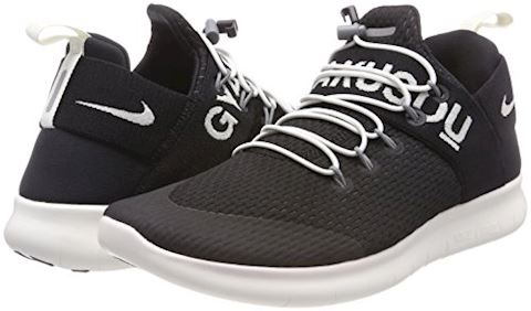 NikeLab Free RN Commuter 2017 Gyakusou Men's Running Shoe - Black Image 5