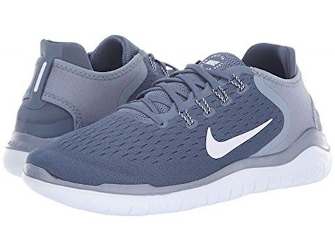 Nike Free RN 2018 Men's Running Shoe - Blue