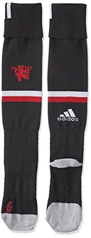 adidas Manchester United Mens Home Socks 2017/18 Image 2