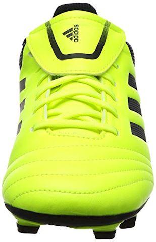 adidas Copa 17.4 FG Solar Yellow Legend Ink Legend Ink Image 4