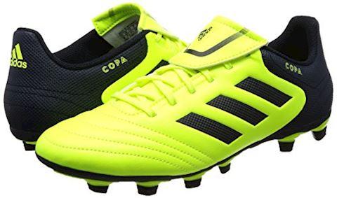 adidas Copa 17.4 FG Solar Yellow Legend Ink Legend Ink Image 5