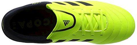 adidas Copa 17.4 FG Solar Yellow Legend Ink Legend Ink Image 7