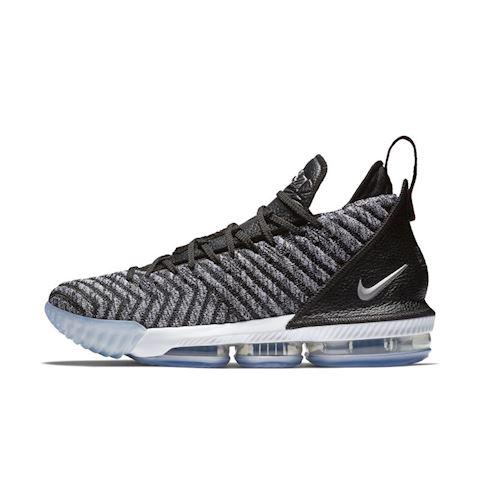 Nike LeBron 16 Basketball Shoe - Black Image