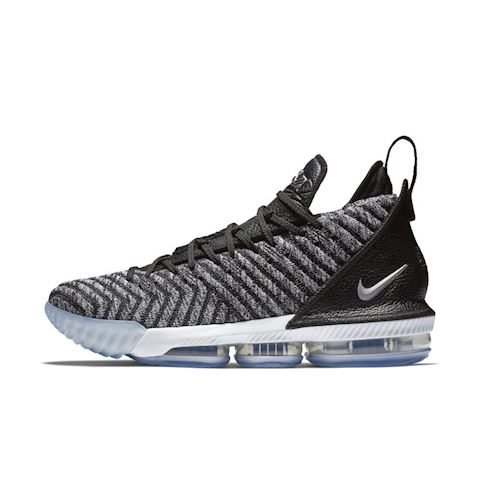 Nike LeBron 16 Basketball Shoe - Black Image