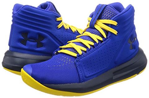 new concept 1476a 87799 Under Armour Boys  Primary School UA Torch Mid Basketball Shoes Image 5