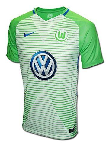 Nike Wolfsburg Mens SS Home Shirt 2017/18 Image