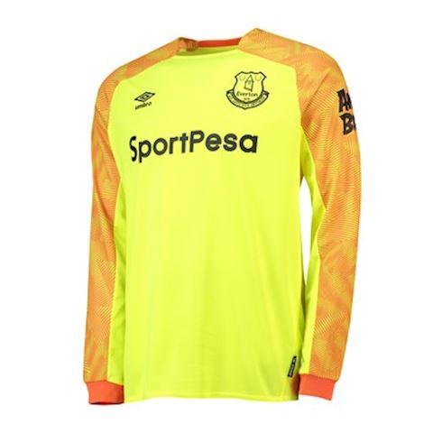 Umbro Everton Mens LS Goalkeeper Away Shirt 2018/19 Image