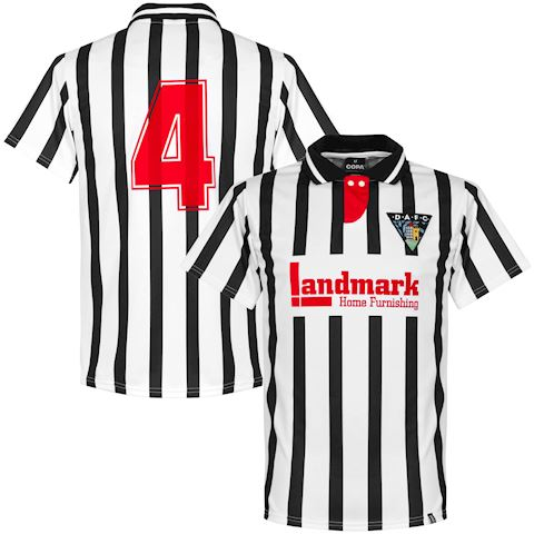 Dunfermline Athletic Mens SS Home Shirt 1995/96 Image