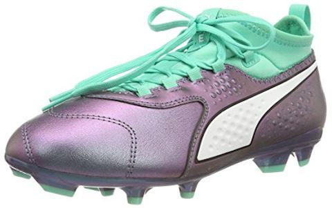 a11ef0f07d6 Puma One 3 WC Leather FG Kids Football Boots Image