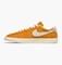 Nike SB Blazer Low GT Men's Skateboarding Shoe - Orange Thumbnail Image