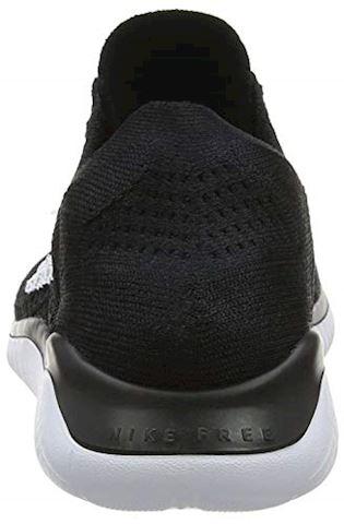 Nike Free RN Flyknit 2018 Women's Running Shoe - Black Image 2