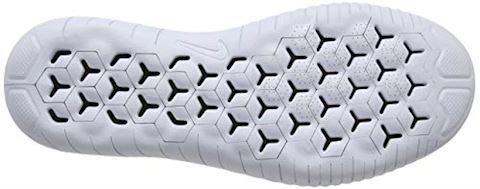 Nike Free RN Flyknit 2018 Women's Running Shoe - Black Image 3