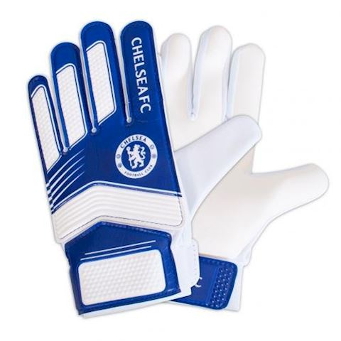 Nike Chelsea FC Spike Kids'Football Goalkeeper Gloves - Blue