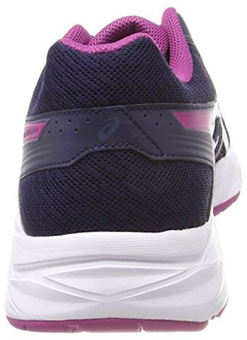 Asics  GEL-CONTEND 4  women's Running Trainers in Blue Image 2
