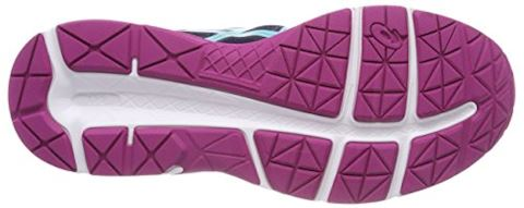 Asics  GEL-CONTEND 4  women's Running Trainers in Blue Image 3