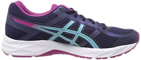 Asics  GEL-CONTEND 4  women's Running Trainers in Blue Image 5